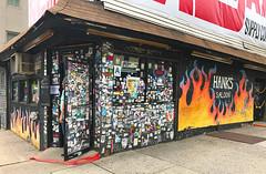 Hanks Saloon (soniaadammurray - Off) Tags: digitalphotography hdr manipulated bar brooklyn newyork usa hss sliderssunday