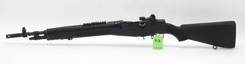 U.S. Springfield - Model M1A Tactical .308 Caliber Rifle, never fired ($1,400.00)