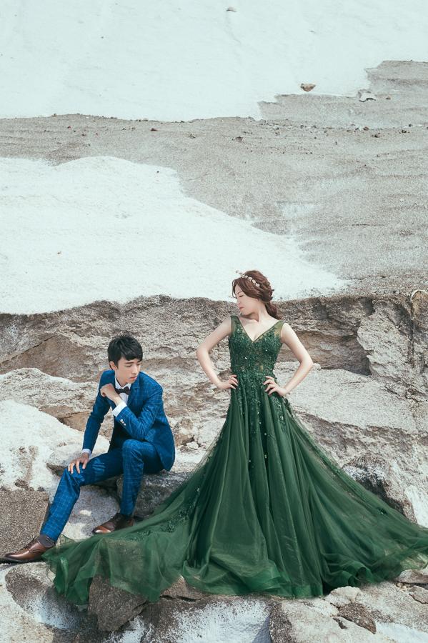 [台南自助婚紗] J&L /唯美自然互動風格