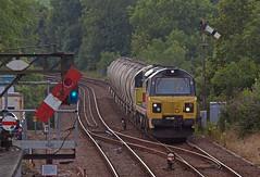 Irony (Richie B.) Tags: colas rail general electric class 70 liskeard cornwall 6c35