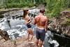 (theleakybrain) Tags: temperance river state park minnesota mn p1580844 jump