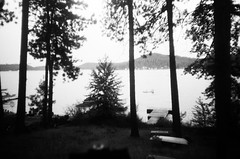 7.3.17 Potholes-LLWM Canon PS BWSFX200 E19 (Jcicely) Tags: 2017 easternwashington hiking july lakeview loonlake loonlakewithmarvin trees water