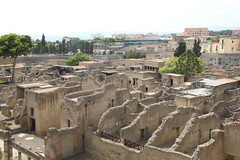 The ruins of Herculaneum (kitmasterbloke) Tags: herculaneum pompeii naples roman city volcano pyroclastic archaeology ruins excavations ancient italy outdoor history historic
