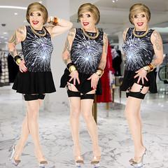 home15262-64 (Ann Drogyny) Tags: shoes legs heels crossdress crossdresser crossdressing cd tv tg ts transvestite transgender transsexual tranny tgirl glamour pinup mature cute sexy stockings nylons suspenders garters