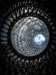 The Hive and the Life of Bees (chris watkins wales) Tags: hive installation kew gardens london abstract photography