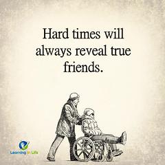 Hard Times - Clone (learninginlife) Tags: friends hardtimes truefriends