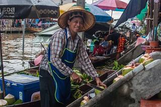 marché flottant amphawa - thailande 37
