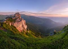 *** (RomanZinchenko) Tags: ukraine carpathians landscape mountains sunrise