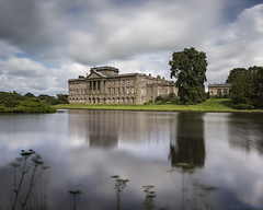 Lyme House (andyrousephotography) Tags: lymepark lymehouse nationaltrust estate house nationalheritage gradei listedbuilding grounds gardens reflectionlake lake water reflections longexposure le leefilters 06ndgrad 10stops bigstopper andyrouse canon eos 5d mkiii ef1740mmf4l