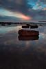 Long Reef Reflections 1 (RoosterMan64) Tags: australia landscape longexposure longreef nsw northernbeaches rockshelf seascape sunrise