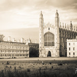 King's College seen from the Backs (Explored) thumbnail