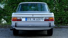 BMW 2000 tilux (vwcorrado89) Tags: bmw 2000 tilux neue klasse new class