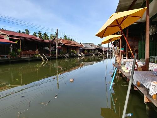 marché flottant amphawa - thailande 3