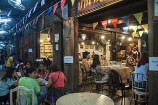 marché flottant amphawa - thailande 21