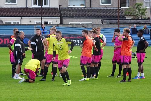 Eccleshill United FC 1 - 6 Shaw Lane AFC