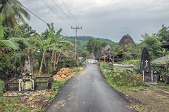 typically road in Central Nias (Hannes Rada) Tags: indonesia nias island road