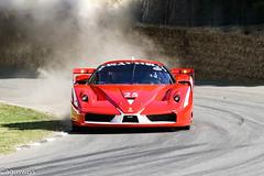 Ferrari FXX (aguswiss1) Tags: ferrarifxx ferrari fxx supercar hypercar racecar racer car carspotting exclusivcar limitededition fastcar redcar goodwood fos festivalofspeed