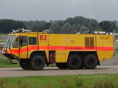 Saval Kronenburg MAC 12 Crashtender Lelystad Airport (Skitmeister) Tags: aviodrome lelystad skitmeister