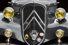 11CV (Dirk Bruyns) Tags: sony nex3n nex yashica yashinonds50mmf19 yashinon oldtimer citroën tractionavant 11cv
