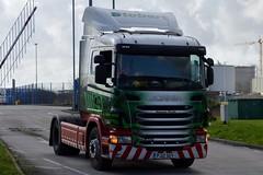 Stobart L7671 PJ12 SEY Maureen Phyllis at Widnes 6/3/17 (CraigPatrick24) Tags: eddiestobart stobartgroup stobart road vehicle transport truck lorry trailer delivery logistics cab scania scaniag400 widnes maureenphyllis l7671 pj12sey