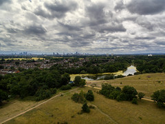 Wanstead Park (cuppyuppycake) Tags: wanstead park summer 2017 pond lake cloudy sunday outdoors