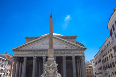 Pantheon Rome (Glenn Pye) Tags: pantheon pantheonrome rome romancatholic church churches italy roma europe nikon nikond7200 d7200
