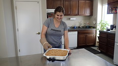 Cobbler Fresh From The Oven