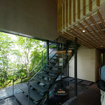 Stair of Ryoguchiya Korekiyo (両口屋是清 東山店)
