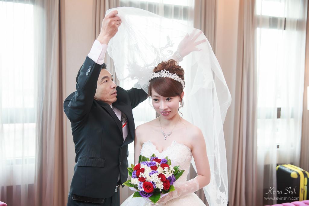 台中婚攝推薦-新幹線花園酒店迎娶