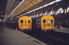 Accept no SUBstitutes (DH73.) Tags: london victoria 4sub emu 4743 4293 british rail southern region sr