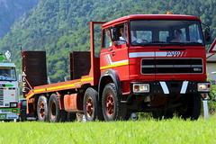 Fiat 691N (Falippo) Tags: fiat iveco autocarro camion carrellone truck lorry lkw fiattruck italiantruck camionitaliani historictruck truckmeeting aite valsugana caldonazzo oldtimer vintage