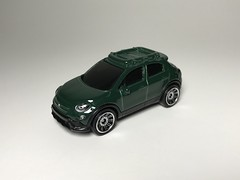 2016 Fiat 500X (king_joe007) Tags: 164 diecast car matchbox fiat 500x