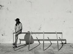 Watling (oiZox) Tags: streetphotography monocromatico people humans blackandwhite dof
