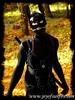 Joy of Sunfire - Set 12 Warrior - 1090983 25p (joyofsunfire) Tags: ponyplay petplay petgirl humanpony joyofsunfire joy sunfire set12 warrior beckedorf sword swords katana ninja latexhooves latexmask latex latexmodel fetish fetishmodel lycra spandex skintight catsuit ponyboots hoofboots ponygirl