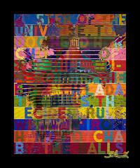 MASTER OF THE UNIVERSE? (GAPHIKER) Tags: melbochner bochner masteroftheuniverse letters art capital washingtondc washington tunnel eastwing westwing nationalgalleryofart museum happyslidersunday hss gotchabytheballs