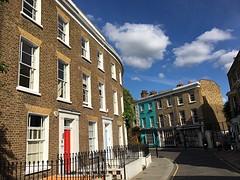 The colors of notting Hill (StefanoDF) Tags: sun light photo colora nottinghill london uk flirck