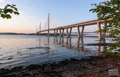 noyo-2017-Forth-Bridge-6990 (Noyo Photography) Tags: sunset portedgar stitchedpanorama queensferrycrossing forthbridge