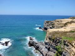 P1020476 (snapshots_of_sacha) Tags: sea atlantic atlantik meer beach algarve portugal landscape nature wild