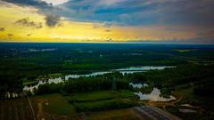 Finnish view (mikalemponen1) Tags: drone mavicpro finland kokkola sky nature landscape