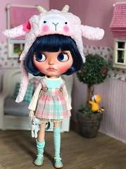 """Babyblue""... my #14 custom .... 😘😘😘😍.."