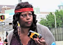 Artscape, 2017 (A CASUAL PHOTGRAPHER) Tags: festivals artscape portraits women africanamericans cameras film kodak pointshoot headbands