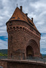 Bridge tower, Miltenberg (Blackburn lad1) Tags: bridge miltenbergtower brick bavaria germany river deutschland rivieratravel rivermain