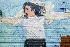 Michael Jackson portrait by Hector Ponce in Los Angeles (willaxphotographie) Tags: usasfonyclasvegasairfranceairfranceklmairfrancecrewlax fenek fé pentax k100d chelmi73 • airfrance klm adp groundstaffer photo photographie flickr wwwwillaxphotographiefr city ville usa la losangeles californie 201 wall streetart art