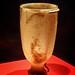 Tall-stemmed jade cup from the Tomb of the King of Chu Shizi Mountain Xuzhou Jiangsu China Western Han period 2nd century BCE