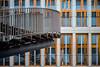 Vertical Lines (*Capture the Moment*) Tags: 2017 architektur art artwork bokeh f14 fenster kpmg kunst leicalenses leitzsummiluxm1475 leitzleica munich münchen olafureliasson sonya7m2 sonya7mii sonya7mark2 sonya7ii staircase stairs window windows bokehlicious