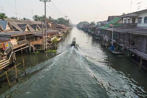 marche fottant damnoen saduak - thailande 11