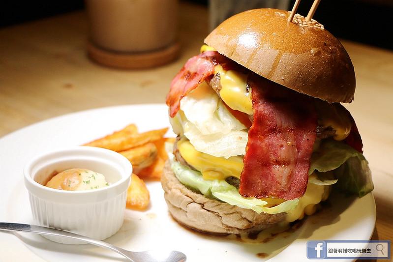 東區史丹貓美式餐廳漢堡30