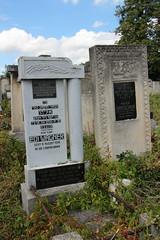 The Jewish cemetery in Chernivtsi (Czerniowce) (ADAM MUSIAŁ) Tags: jewish cemetery chernivtsi ukraine