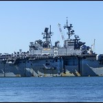 USS Bonhomme Richard Port of Brisbane 2017-1= thumbnail