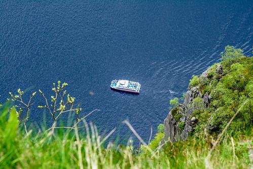 Preikestolen, Lysefjord, Norway